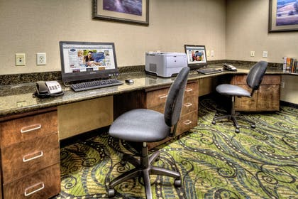 Business Center | Hampton Inn Roanoke Rapids, NC