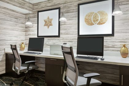 Business Center | Homewood Suites by Hilton Sacramento-Roseville