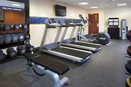 Health club | Hampton Inn San Diego/Del Mar