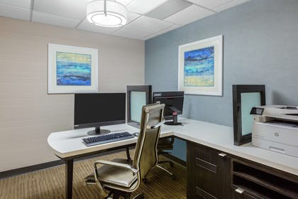 Business Center | Homewood Suites by Hilton Carlsbad-North San Diego County