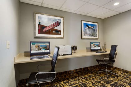 Business Center | Homewood Suites by Hilton San Diego Airport/Liberty Station