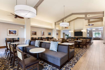 Reception   Homewood Suites by Hilton San Diego Airport/Liberty Station