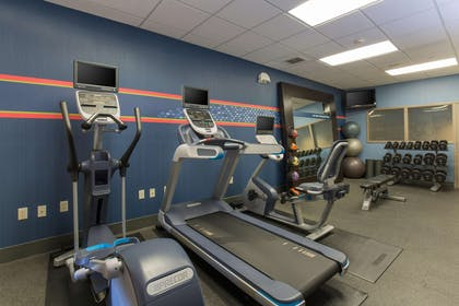 Health club | Hampton Inn & Suites San Diego-Poway