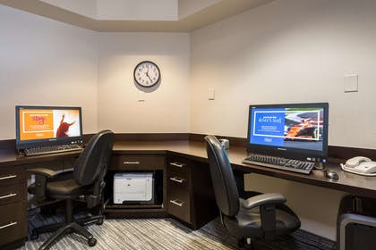 Business Center | Hampton Inn & Suites San Diego-Poway