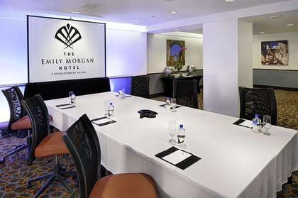 Meeting Room | Emily Morgan Hotel - A DoubleTree by Hilton Hotel