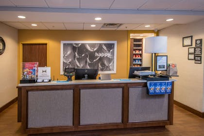 Reception | Hampton Inn and Suites Selma-San Antonio-Randolph AFB Texas