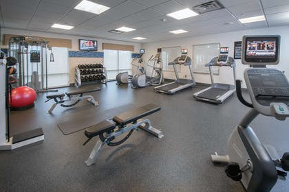 Health club | Hampton Inn and Suites Selma-San Antonio-Randolph AFB Texas