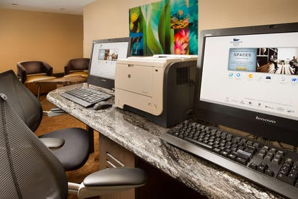 Business Center | Homewood Suites by Hilton Lackland AFB/SeaWorld, TX