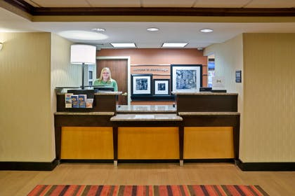 Reception | Hampton Inn Sturbridge