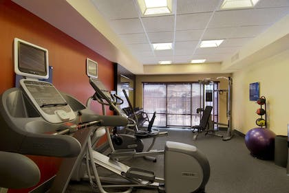 Health club | Hampton Inn & Suites Lodi