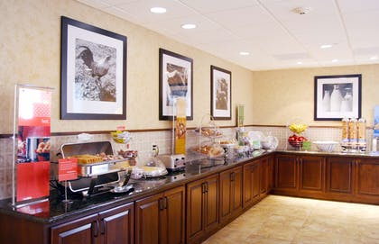 Restaurant | Hampton Inn & Suites Lodi