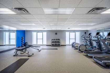 Health club | Homewood Suites by Hilton Louisville-East