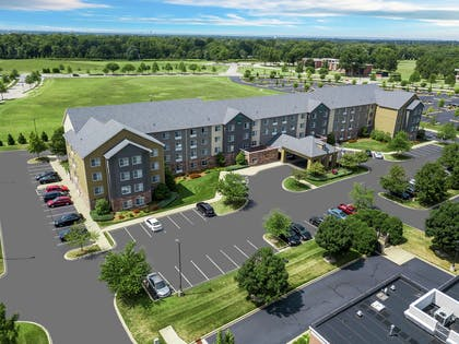 Exterior | Homewood Suites by Hilton Louisville-East