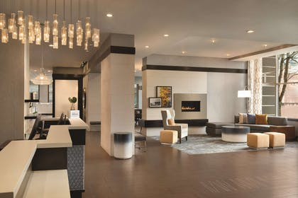 Lobby | Homewood Suites by Hilton Seattle Convention Center Pike Street