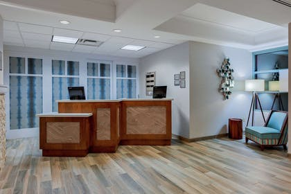 Reception | Homewood Suites by Hilton Seattle Downtown