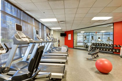Health club fitness center gym | Homewood Suites by Hilton Seattle Downtown