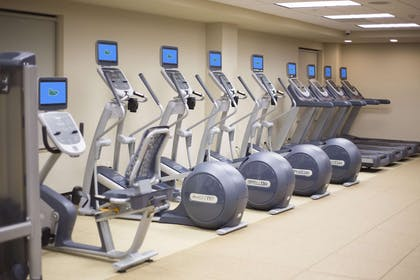 Health club | Homewood Suites by Hilton Lynnwood Seattle Everett, WA