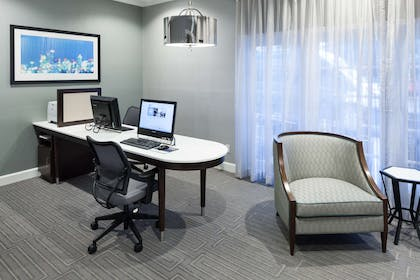 Business Center | Homewood Suites by Hilton Seattle-Tacoma Airport/Tukwila