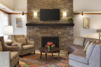 Reception   Homewood Suites by Hilton San Francisco Airport-North