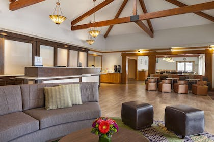 Reception | Homewood Suites by Hilton San Francisco Airport-North