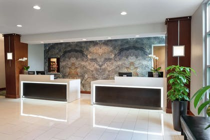 Reception | DoubleTree by Hilton Hotel San Francisco Airport North