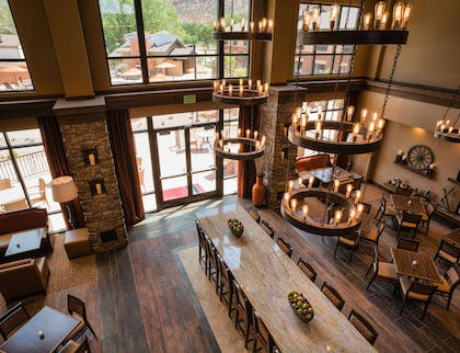 Reception | Hampton Inn & Suites Springdale/Zion National Park