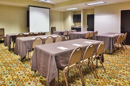 Meeting Room | Hampton Inn Staunton