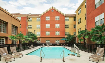 Pool | Homewood Suites Shreveport