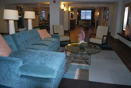 Reception | Hampton Inn Shreveport Airport