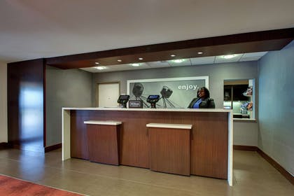 Reception | Hampton Inn and Suites Shreveport/South