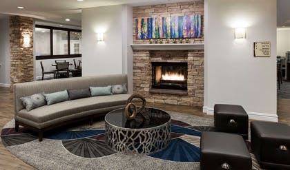 Reception   Homewood Suites by Hilton San Jose Airport-Silicon Valley