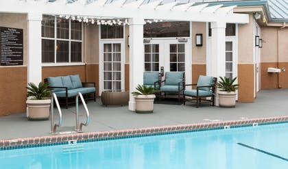 Pool   Homewood Suites by Hilton San Jose Airport-Silicon Valley