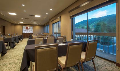 Meeting Room | DoubleTree by Hilton Hotel Park City - The Yarrow