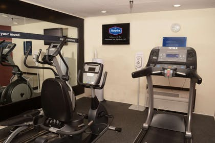 Health club | Hampton Inn Sanford