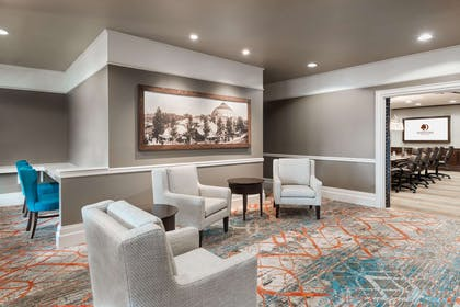 Meeting Room | President Abraham Lincoln Springfield - a DoubleTree by Hilton Hotel