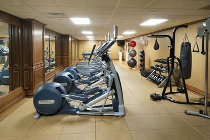 Health club | President Abraham Lincoln Springfield - a DoubleTree by Hilton Hotel