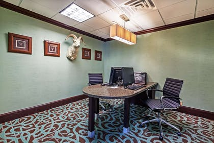 Business Center | Homewood Suites by Hilton Wichita Falls