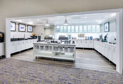 Breakfast Area | Homewood Suites by Hilton St. Louis-Chesterfield
