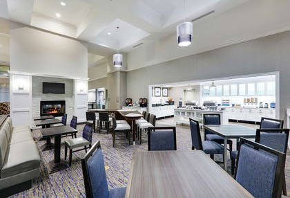 Lobby | Homewood Suites by Hilton St. Louis-Chesterfield