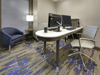 Business Center | Homewood Suites by Hilton St. Louis-Chesterfield