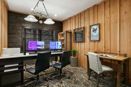 Business Center | Homewood Suites by Hilton Syracuse/Liverpool