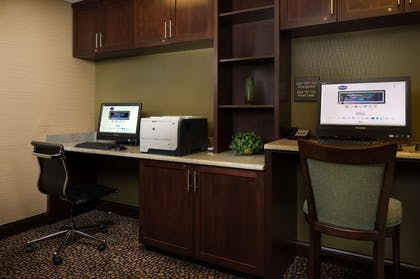 Business Center | Hampton Inn Titusville/I-95 Kennedy Space Center