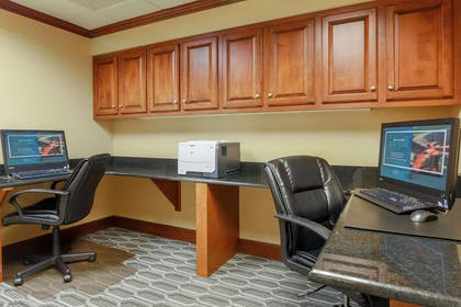 Business Center | Hampton Inn and Suites Tallahassee I-10/Thomasville Road, FL