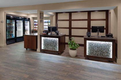 Reception | Homewood Suites by Hilton Tallahassee
