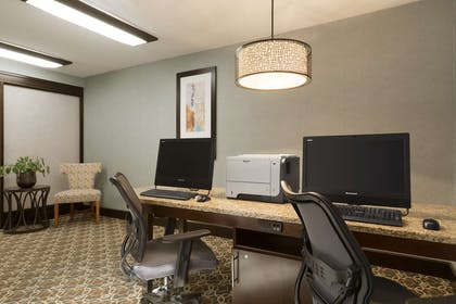 Business Center | Homewood Suites by Hilton Toledo-Maumee