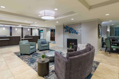 Reception | Homewood Suites by Hilton Tampa Airport - Westshore