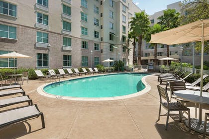 Pool | Homewood Suites by Hilton Tampa Airport - Westshore