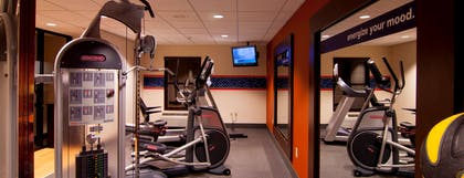 Health club fitness center gym | Hampton Inn and Suites Tampa North