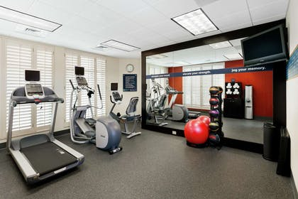 Health club | Hampton Inn & Suites Tampa/Ybor City/Downtown