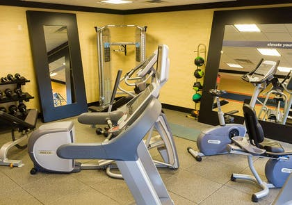 Health club | Hampton Inn & Suites Tulsa Central